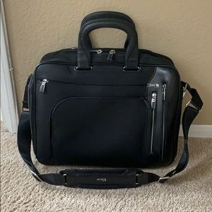 Tumi Kennedy T-pass briefcase